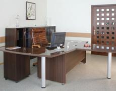 Мебель для кабинета руководителя Консул-Э лак
