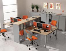 Activa - мебель для персонала