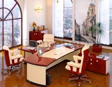 Мебель для кабинета руководителя Pegaso (Romano)