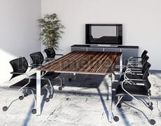 Мебель для переговорных - Diamond-Pr, Diamond Glass-Pr