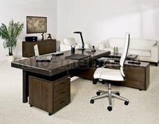 Мебель для кабинета руководителя Selecta Walnut