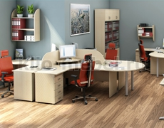 Агат - мебель для персонала