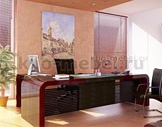 Мебель для кабинета руководителя Dao-premium Эбони