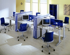 Absolute - мебель для персонала