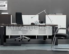 Мебель для кабинета руководителя Tao wood, Tao metal, Tao glass