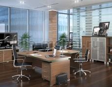 Мебель для кабинета руководителя Турин
