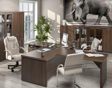 Мебель для кабинета руководителя Милан