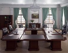 Мебель для переговорных - Ministry