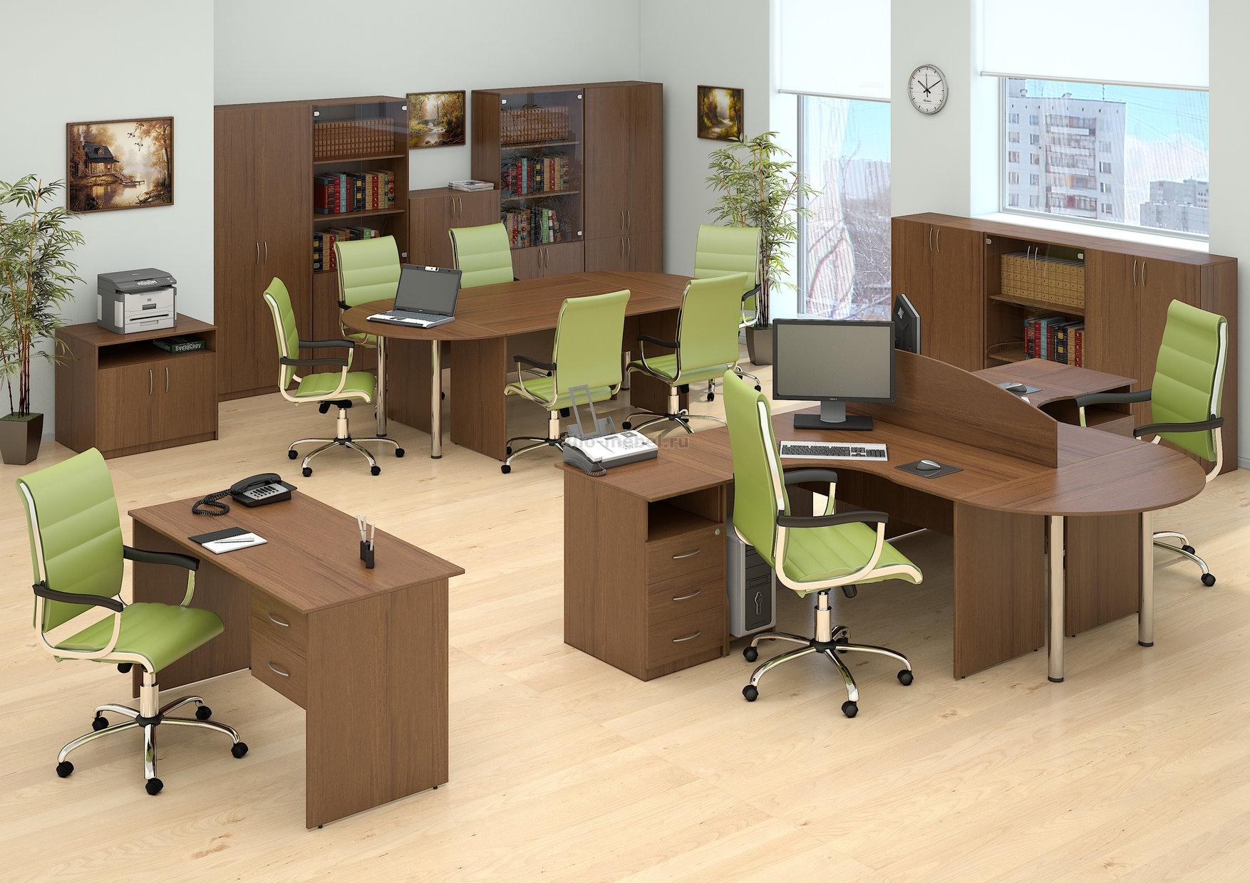 NOVA S - мебель для персонала