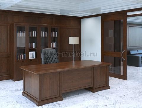 Мебель для кабинета руководителя Amber