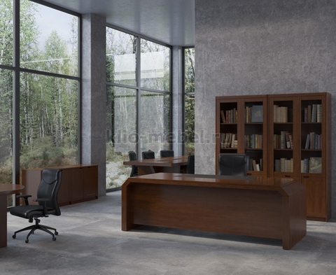 Мебель для кабинета руководителя Kingston