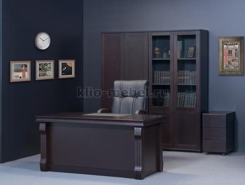 Мебель для кабинета руководителя Lion wenge