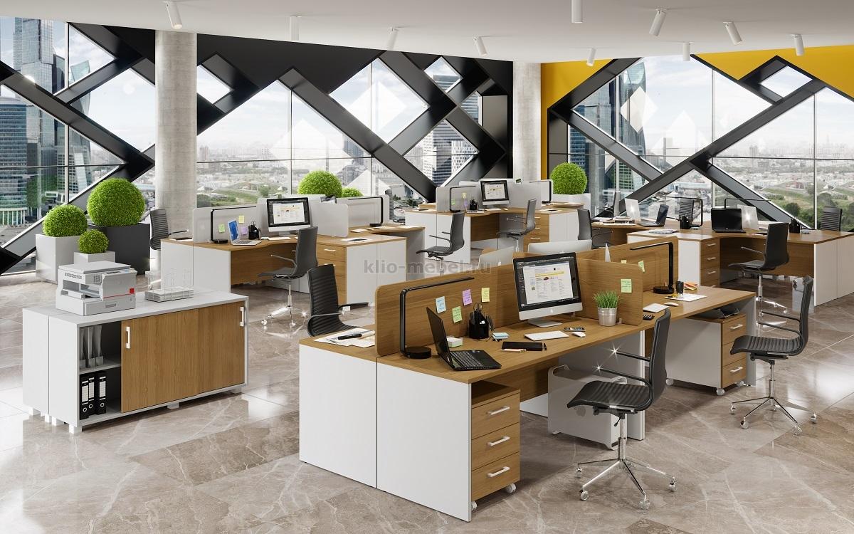 ALBA - мебель для персонала