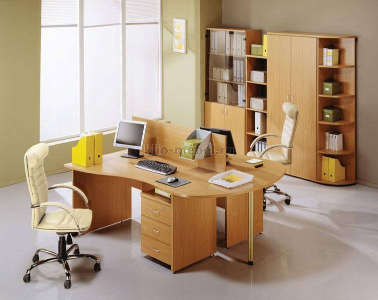"""Офисная мебель персонала """"Этюд"""""""