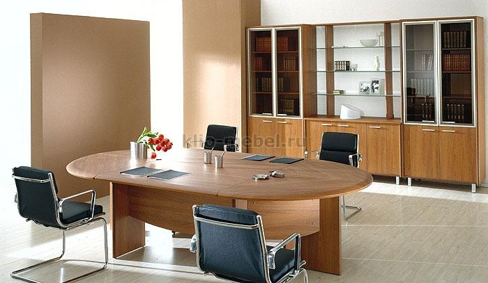 Мебель для переговорных. Серия Президент