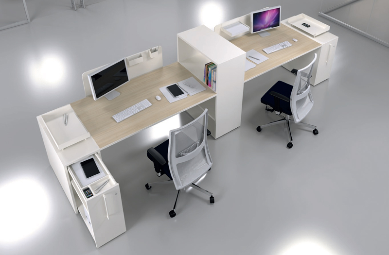 """Офисная мебель персонала """"Logic"""""""
