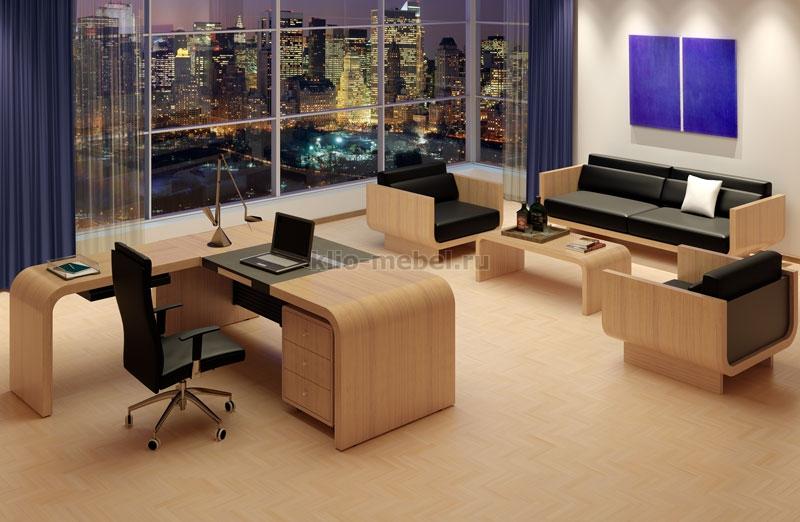 Офисная мебель руководителя Dao-business