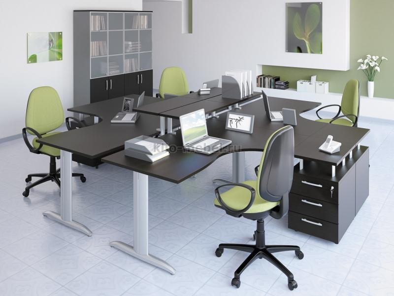 """Офисная мебель персонала """"Eden"""""""