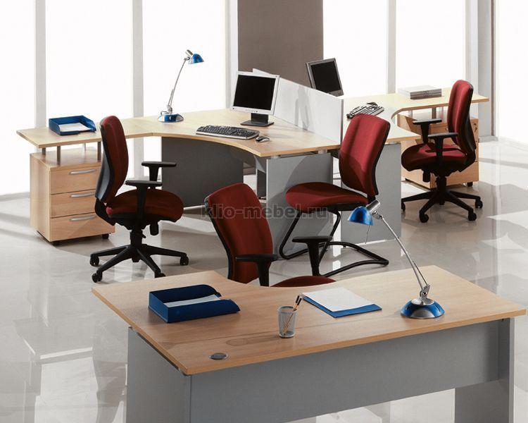 """Офисная мебель персонала """"Domino"""""""