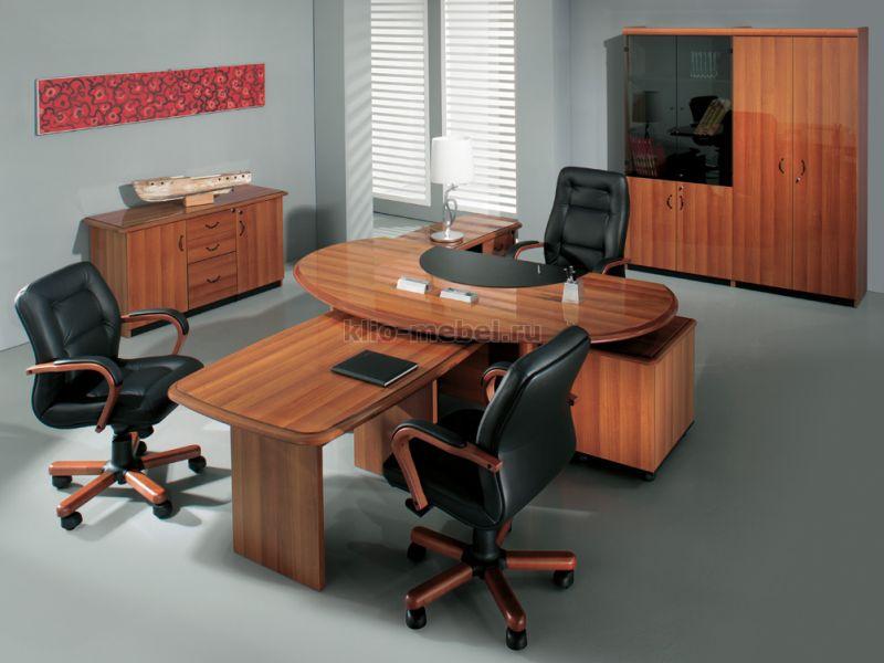 Мебель для переговорных. Серия Perth