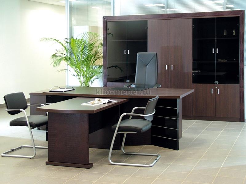 Офисная мебель руководителя Sirius