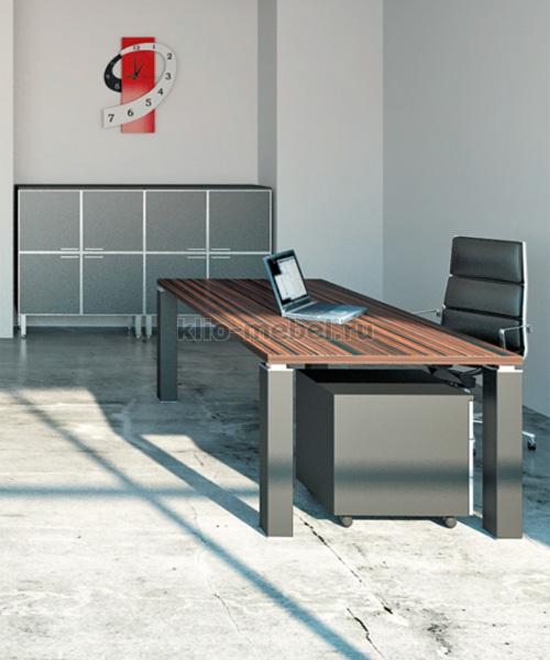 Мебель для переговорных. Серия TAO Ebony