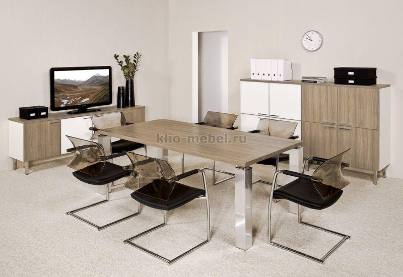 Мебель для переговорных. Серия TAO Walnut