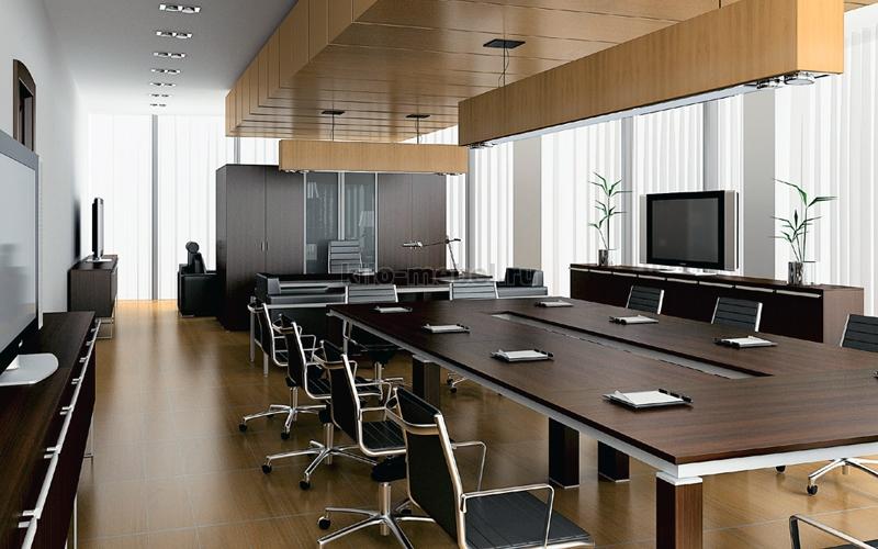 Мебель для переговорных. Серия HaN