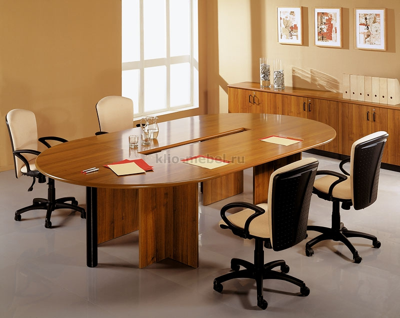 Мебель для переговорных. Серия Delta System