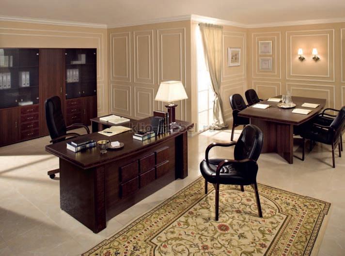 Офисная мебель руководителя Monza