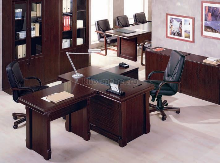 Офисная мебель руководителя Bern