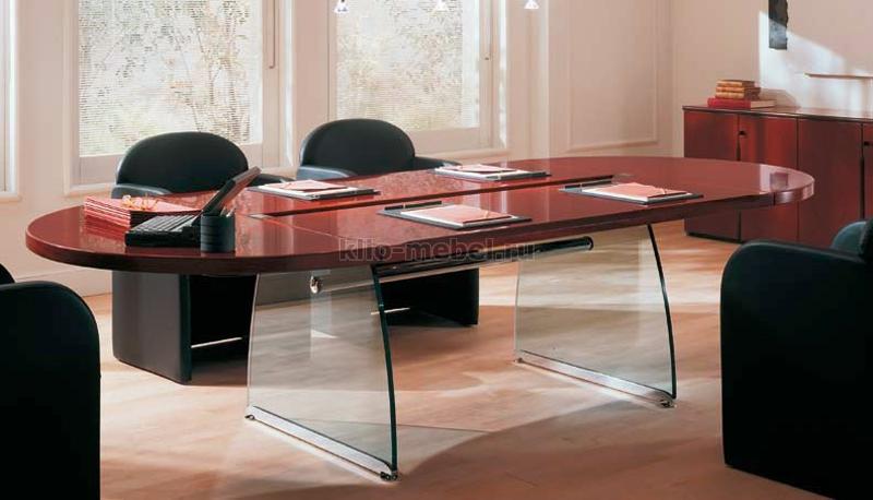 Мебель для переговорных. Серия Flute