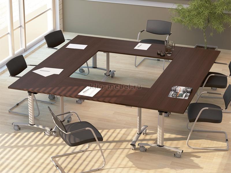 Мебель для переговорных. Серия Connect