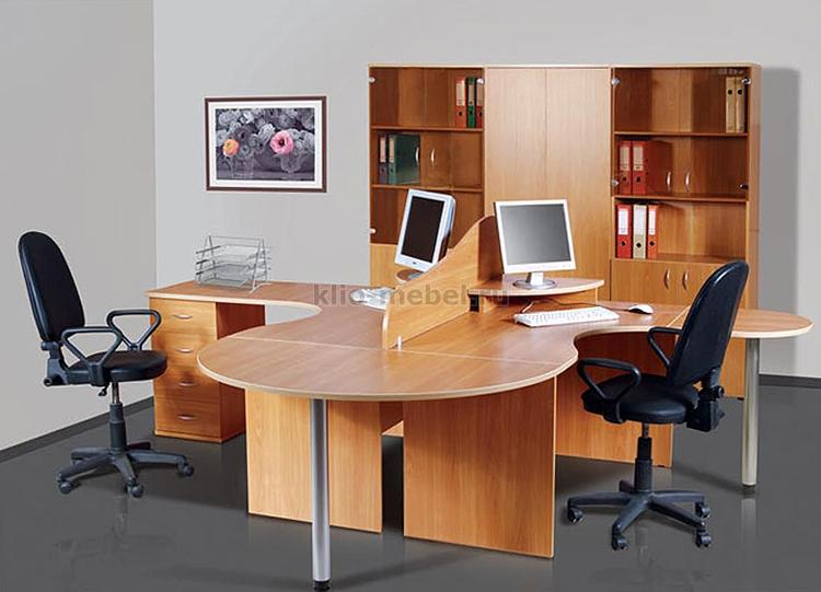 """Офисная мебель персонала """"Эдем-1"""""""