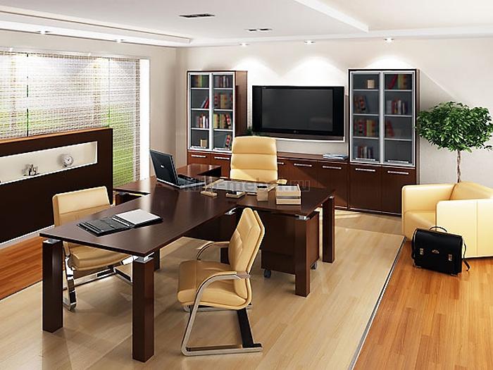 Офисная мебель руководителя Дипломат
