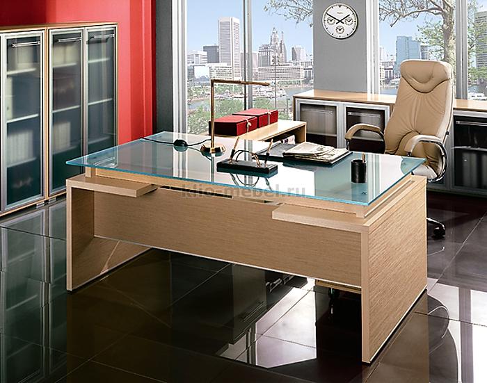 Офисная мебель руководителя Дипломат Кристалл