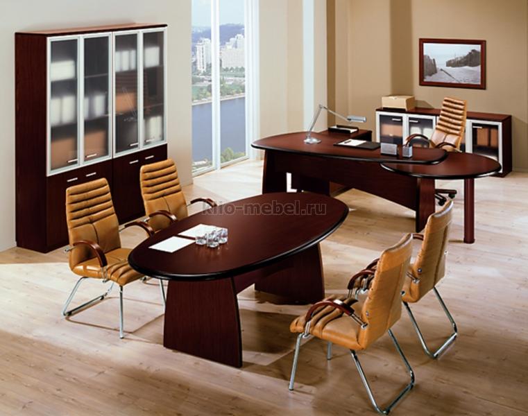 Мебель для переговорных. Серия Маэстро Премиум