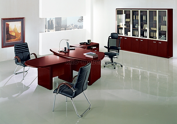 Офисная мебель руководителя Консул-Ф