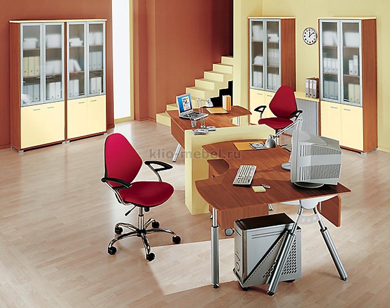 """Офисная мебель персонала """"Спектр"""""""
