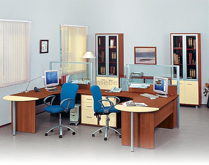"Офисная мебель персонала ""Технофорвард"""