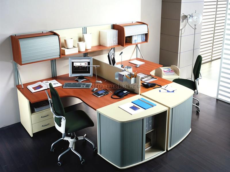 """Офисная мебель персонала """"Oxi"""""""