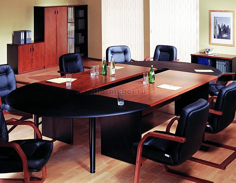 Мебель для переговорных. Серия Prestige-K