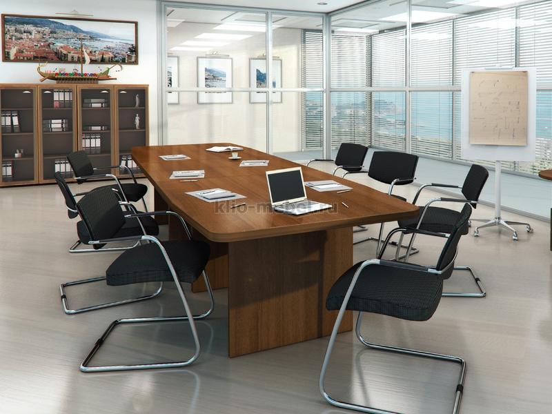 Мебель для переговорных. Серия Полонез