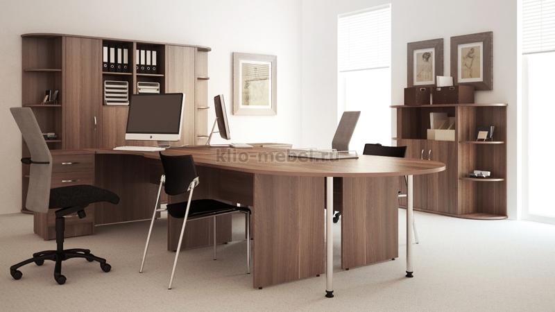 """Офисная мебель персонала """"Imago Ясень шимо"""""""