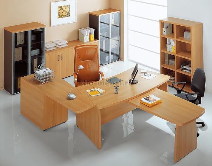 Офисная мебель руководителя Фокус