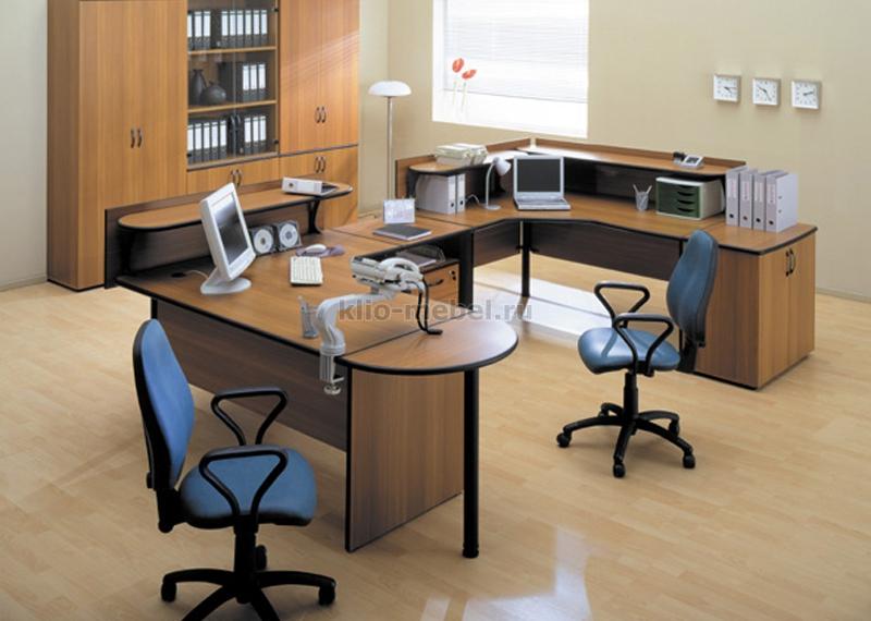 """Офисная мебель персонала """"Дин-Р"""""""