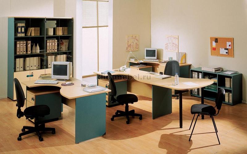 """Офисная мебель персонала """"Net"""""""