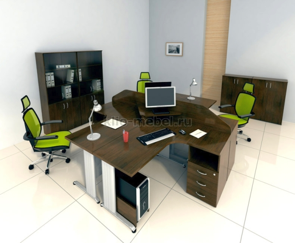 """Офисная мебель персонала """"Стиль"""""""