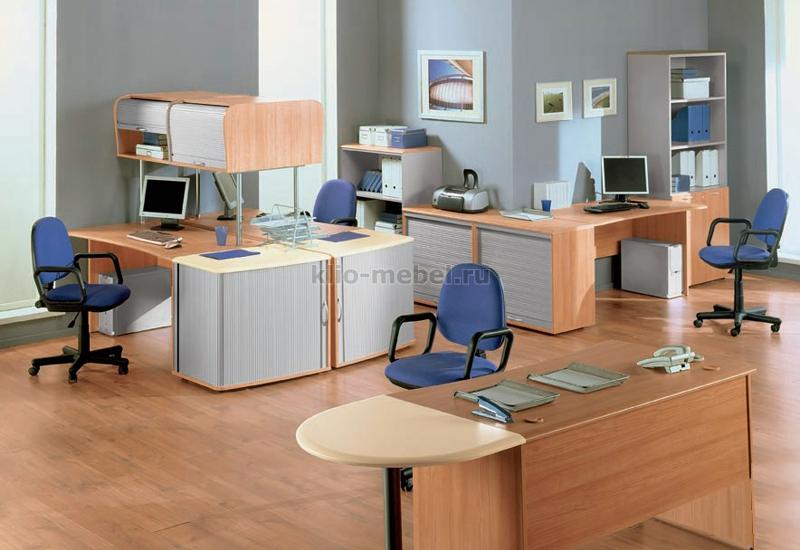 """Офисная мебель персонала """"Flash"""""""