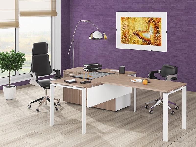 """Офисная мебель персонала """"Спринт Lux"""""""